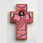 croce-cristo-risorto-rosa