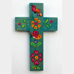 croce-azzurra-fiori-uccelli