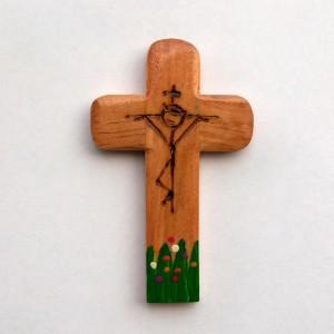 croce-pirografata